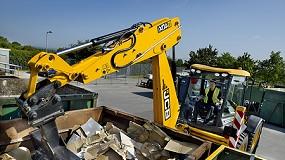 Foto de El sector del reciclaje recibe con los brazos abiertos a un referente de la obra p�blica