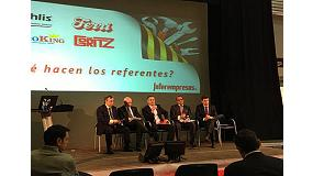 Picture of Interempresas Organises a colloquium between ferreteros in Ferroforma
