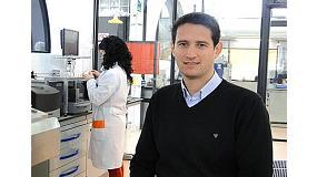 Fotografia de Entrevista a Pedro Melgarejo, responsable de la l�nia de negoci d'Env�s i Embalatge en Aimplas