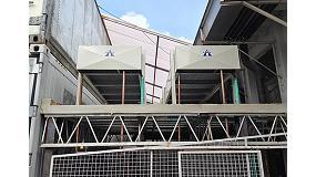 Foto de Nueva instalación de un túnel de enfriamiento rápido modelo KTT en PanPaYa en Bogotá