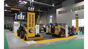 Fotografia de Barloworld Finanzauto presenta en Cimag les novetats de Caterpillar per al sector agr�cola