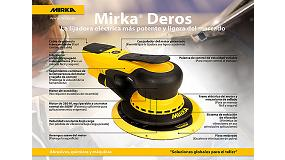Picture of Mirka Launches Deros 650 CV