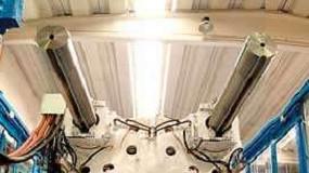 Fotografia de Centrot�cnica presenta un ampli cat�leg de novetats a Equiplast 2005