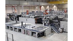 Fotografia de Engel �ustria subministra diverses solucions a la f�brica de BMW en Leipzig