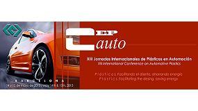 Fotografia de Oberta la inscripci� CEP Acte 2013, la trobada de refer�ncia dels pl�stics aplicats al sector automoci�