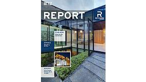 Picture of Already it is available the new number of the magazine �Report' of Reynaers Aluminium