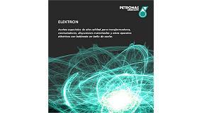 Fotografia de Petronas Lubricants amplia la seva gamma de lubrificants per a la ind�stria amb Elektron