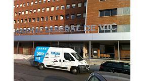 Fotografia de Les solucions de Knauf Insulation participen en la rehabilitació de l'Hospital de Vic