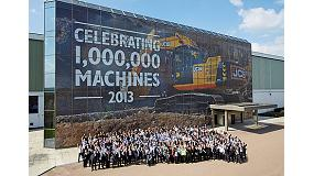 Foto de JCB celebra la fabricaci�n de 1 mill�n de m�quinas