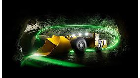 Foto de Nueva gama �verde� de camiones y palas el�ctricas de Atlas Copco