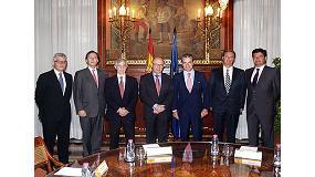 Foto de Aecoc y FEHR alertan al ministro de Hacienda de los peligros de un posible incremento impositivo