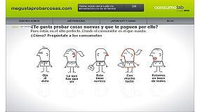 Fotografia de La web megustaprobarcosas.com reconeguda pels internautes com a millor web del sector de l'alimentaci�