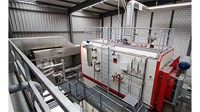 Picture of VYC Industrial installs a plant of production of steam with biomass for the industry of the car