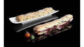 Foto de Nuevos bastones de pan de aceitunas negras y bacon-queso de Ibepan