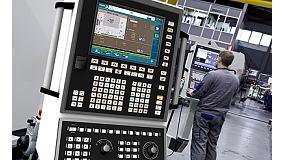 Fotografia de Fagor Automation mostra en l'EMO el seu nou CNC 8060