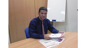 Picture of Interview to Ricard Vil�, responsible of development web of the agency Cl�ster (Group Interempresas)