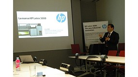 Picture of HP expands its range of products of Latex printing technology