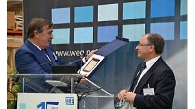 Picture of WEG Iberia celebrated the 15th anniversary of its presence in Spain, with an event in Coslada
