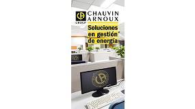 Fotografia de Chauvin Arnoux ofereix solucions en la gesti� d'energia