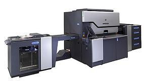 Picture of HP Incorporates improvements in his presses HP Indigo that allow to increase the productivity
