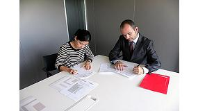 Picture of Interempresas And the Packaging Cl�ster sign an agreement of collaboration