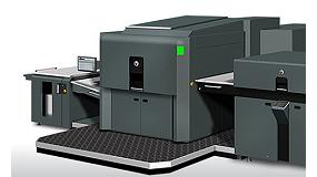 Picture of HP Helps to Heret Printing to expand his capacities of digital packaging with the HP Indigo 30000