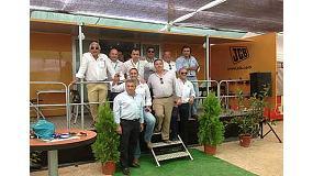 Foto de JCB participa en la Feria de Maquinaria Agr�cola de Ubeda junto a su nuevo distribuidor Carrasco Agr�cola