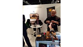 Picture of Castro and Gonz�lez participates for the first time in Anuga with his Iberian for hospitality industry