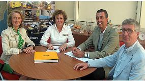 Foto de JCB firma un acuerdo de distribuci�n para el sector agr�cola con Quiles Maquinaria