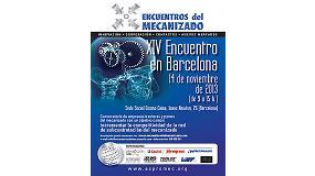 Foto de Barcelona acoge la pr�xima edici�n de los Encuentros del Mecanizado