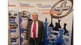 Foto de Entrevista a Juan Pedro Calderón, director de Marketing de Fraikin en España