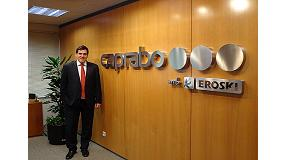 Picture of Interview to Pol Lligoña, director of Logistics of Caprabo