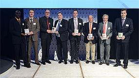 Foto de Molecor recibe el premio de oro Solvin Awards a la Innovaci�n