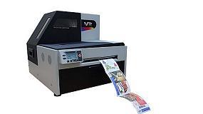 Foto de VIP Color presenta una nueva impresora de etiquetas a color en Empack