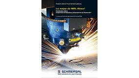 Picture of Schmersal Publishes a book on �hygiene of machines and devices of protection', section engineering