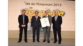 Foto de Germans Boada�Rubi, premiada como empresa m�s internacional