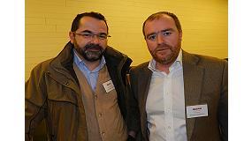 Foto de Entrevista a David Garc�a, director de Operaciones y Flota, y a Agust�n G�mez-Pompa, director financiero para la zona EMEA, en Hertz Energy Services Espa�a