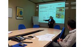 Fotografia de L'Espanyola presenta davant la UE una nova t�cnica per al sector de l'oliva