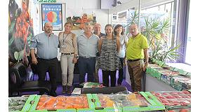 Foto de Agroponiente no falla a la cita con sus agricultores de la zona en la XIV Expo Berja-Alpujarra