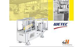 Foto de ChenHsong Ib�rica monta robots Wetec en sus proyectos de automatizaci�n