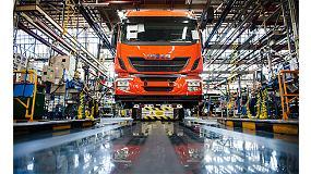 Foto de La planta de Iveco en Madrid hace esta semana indefinidos a 197 trabajadores