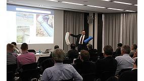Foto de Molecor presenta sus �ltimos desarrollos del sector