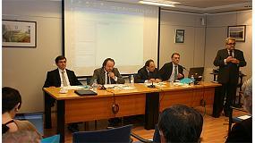 Foto de La AEC acoge un debate sobre la actual pol�tica de infraestructuras
