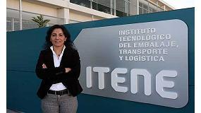 Foto de Itene explica sus avances en nuevos materiales en el evento de referencia del MIT