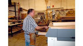 Foto de El empleo en la industria de la madera y el mueble cae un 5,6% en el tercer trimestre