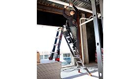 Foto de Dark, la escalera de fibra multi-posiciones de Svelt