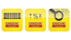Foto de Las aplicaciones de Sandvik Coromant ahora son multiling�es