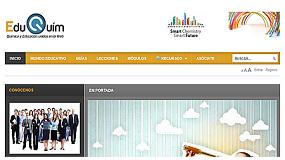 Foto de El Foro Qu�mica y Sociedad presenta su web de educaci�n