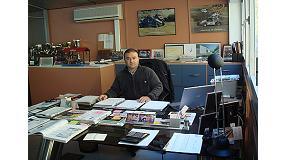 Foto de Entrevista a Juan Jos� Aranda, gerente de Taderem