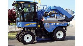 Foto de New Holland triunfa en Sitevi 2013 con una tecnolog�a de cosecha limpia y avanzada
